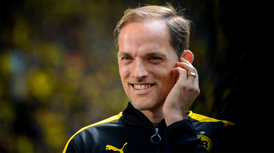 Thomas Tuchel, Paris Saint-Germain F.C., Borussia Dortmund