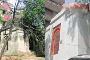 Tomb in South Delhi turned into a temple; Manish Sisodia orders probe