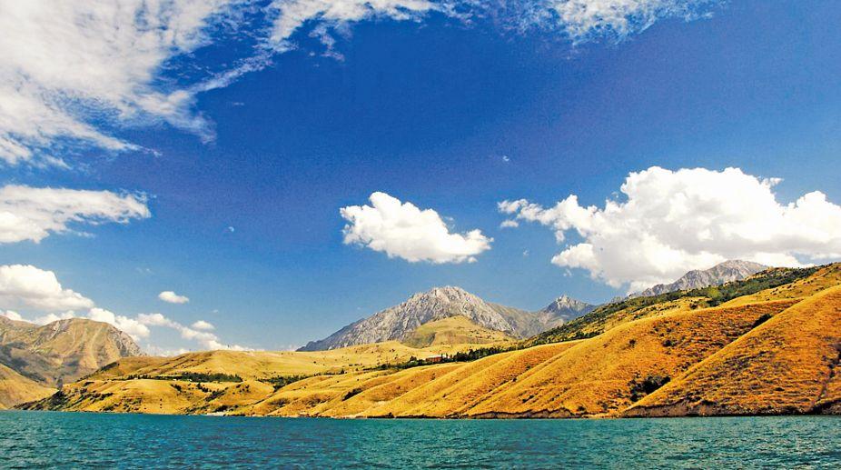 Lake Charvak