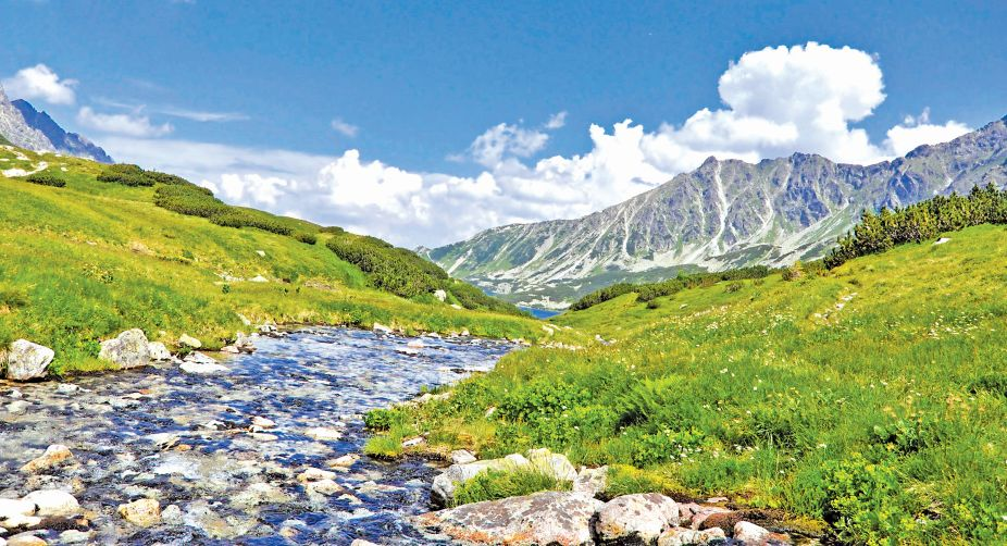 The picturesque Fergana Valley