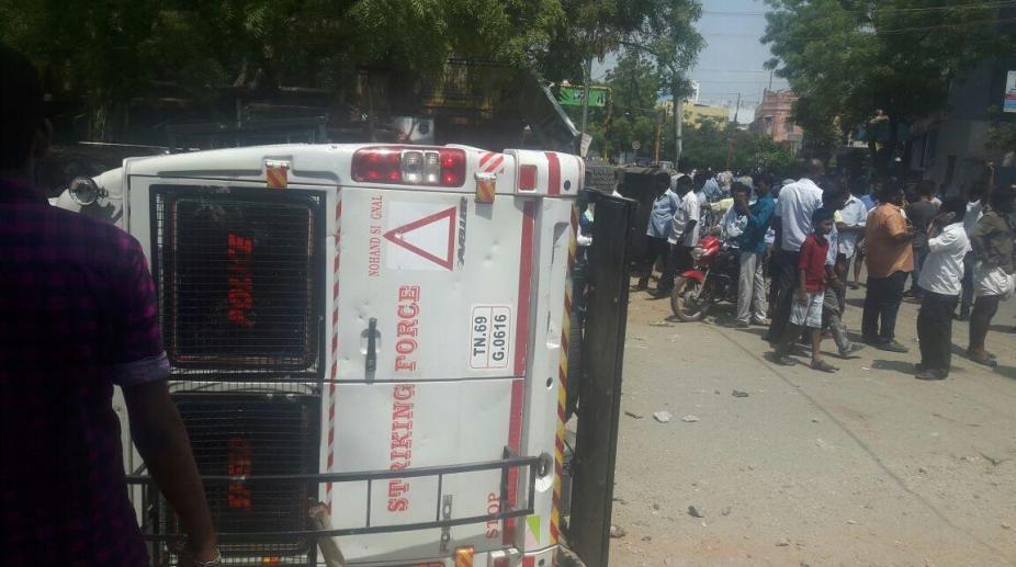 Tuticorin Protests