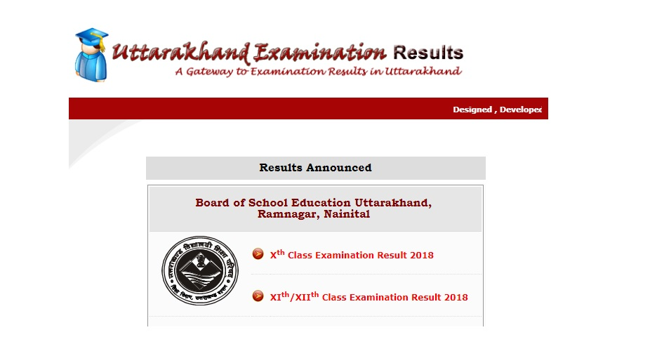 UK Board results 2018 declared for Class 10, Class 12 @ www.ubse.uk.gov.in, www.uaresults.nic.in | Check Uttarakhand passing percent, toppers