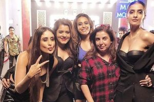 Was fun working with Kareena, Sonam: Farah Khan