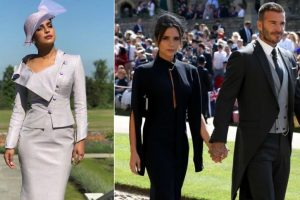 Royal wedding: What celebrity guests wore at the special occasion