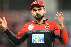 Watch | IPL 2018, RCB vs KXIP: Virat Kohli loses his cool over Andrew Tye's DRS call