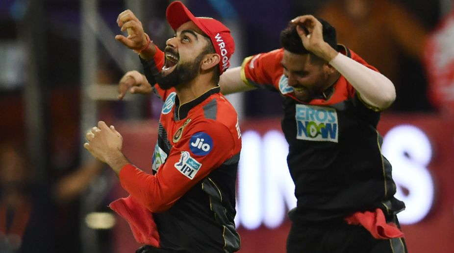 The incredible AB de Villiers 'spiderman' catch that left Virat Kohli gobsmacked