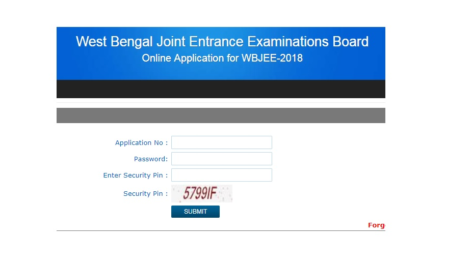 WBJEE Results 2018, wbjeeb.nic.in, West Bengal JEE Rank Card, West Bengal JEE Results 2018