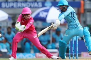 Women's T20 challenge: Supernovas beat Trailblazers by 3 wickets
