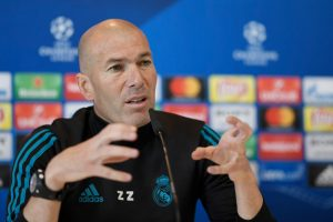 Real Madrid's desire undiminished despite recent success, insists Zinedine Zidane