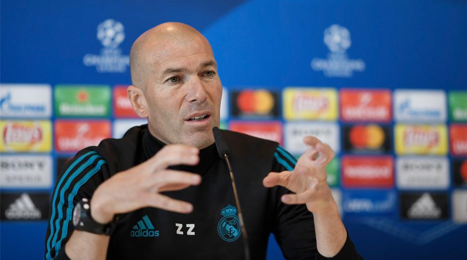 Zinedine Zidane, Real Madrid C.F., UEFA Champions League