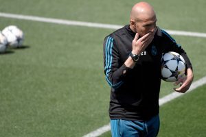 Zinedine Zidane is happy with Real Madrid's season, regardless of outcome in UEFA Champions League final