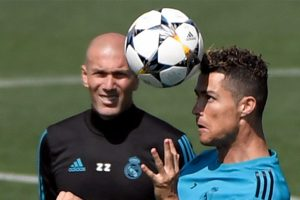 UEFA Champions League final: Zinedine Zidane calls up entire Real Madrid squad