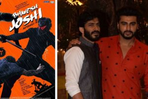 Bhavesh Joshi: Arjun and Harshvardhan's song Chavanprash to release on May 14