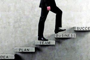 What makes an entrepreneur?