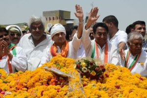 Hindu religion not sole preserve of BJP: Congress