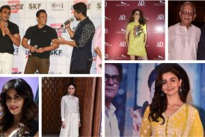 Race 3 trailer to IIFA 2018: The week that was at B-Town