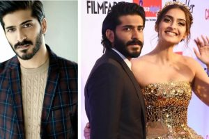 This is what Harshvardhan Kapoor has to say on box office clash with sister Sonam K Ahuja