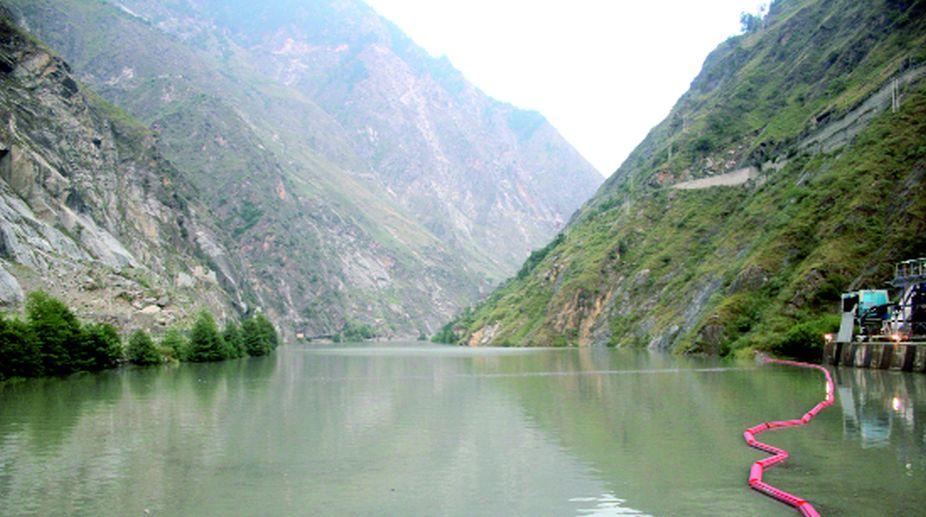 river, Shimla, Himachal Pradesh, Satluj Jal Vidhyut Nigam