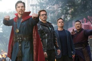 India among top 5 biggest contributors to Avengers: Infinity War's roaring success