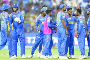 Royals have a mountain to climb against KKR in IPL Eliminator