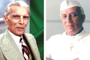 Jinnah today, Nehru tomorrow