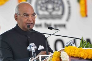 Centre serious about Act East policy: President Kovind