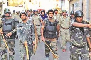 Bengal, SEC take stock of security for polls