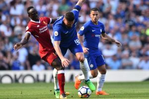 Giroud leads Chelsea to win over Liverpool