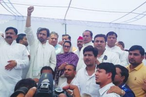 Opposition unity on test again