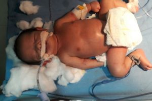 Man abandons newborn daughter at hospital as wife dies during childbirth