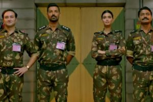 John Abraham's Parmanu concludes week 1 on decent note, collects Rs 35.41 cr
