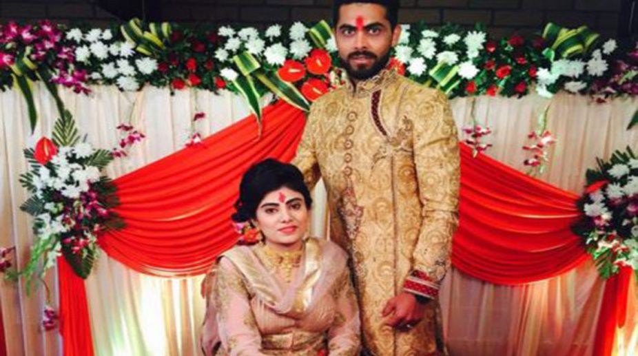 Ravindra Jadeja's wife allegedly assaulted by policeman