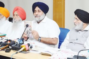 SAD warns of movement over chapters on Sikh Gurus