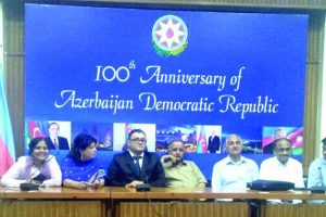 Azerbaijan celebrates 100th Anniversary