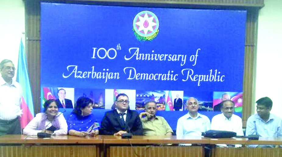 Azerbaijan celebrates 100th Anniversary
