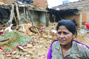 Gender question in disaster management