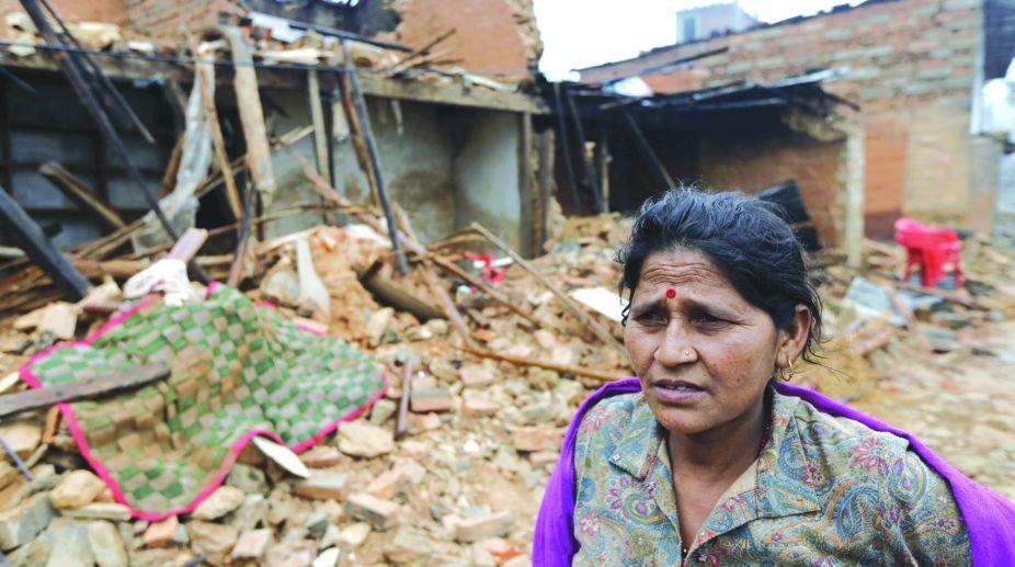 disaster management, Gender, women