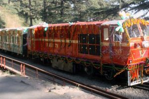Cleanliness drive kicks off on Shimla Kalka-railway track
