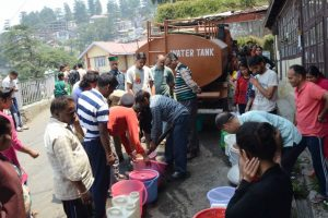 Shimla water crisis result of mismanagement