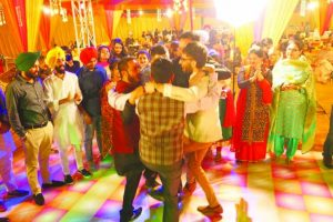 Keeping the noise out of big fat Punjabi weddings