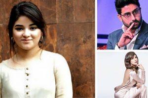 Abhishek, Priyanka to play Zaira Wasim's parents in Shonali Bose's next