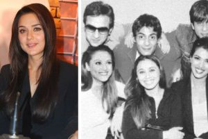 Throwback Thursday: Preity Zinta reminisces about good old days