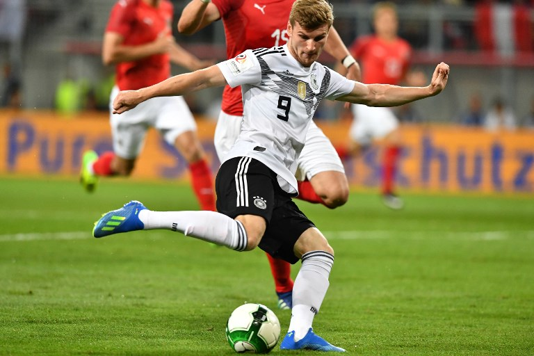 Timo Werner, Germany Football, 2018 FIFA World Cup, FIFA World Cup 2018