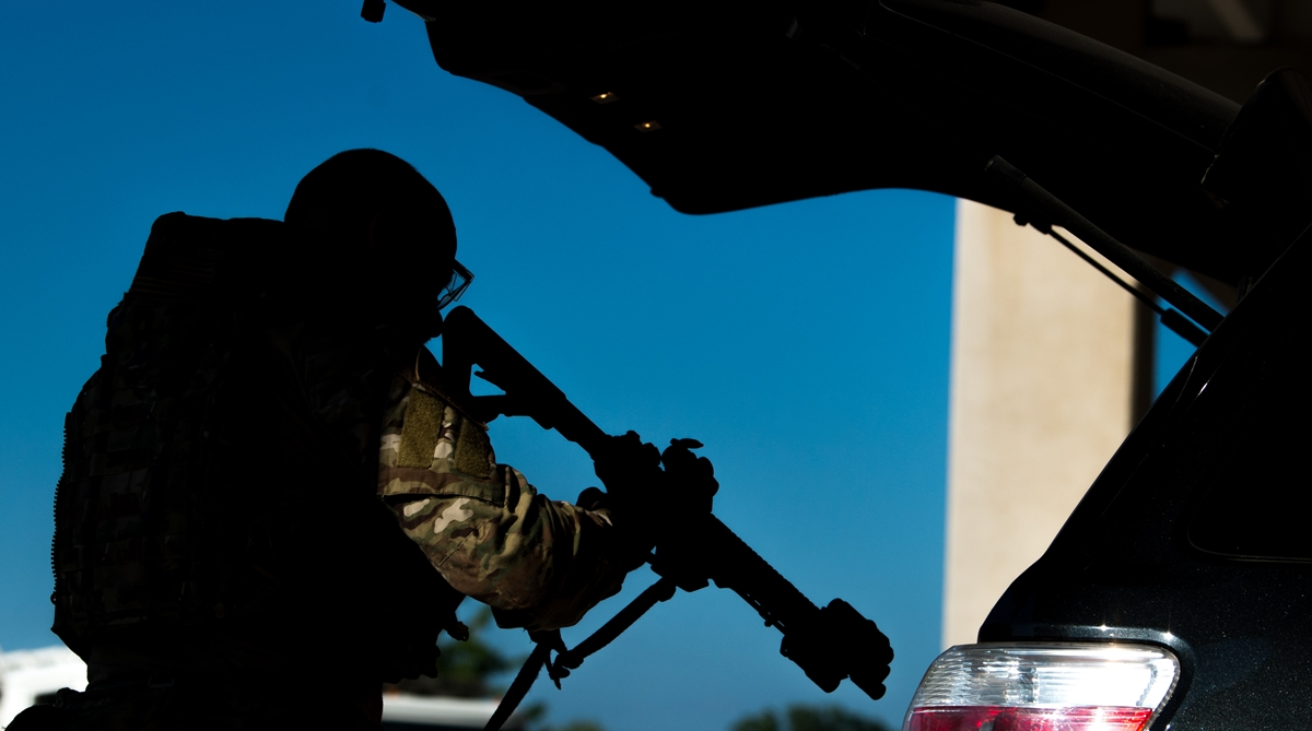 Capital Gazette shooting, Jarrod Ramos