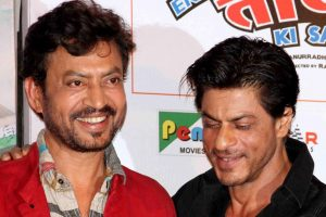 Irrfan's manager slams reports of SRK offering house to actor in London