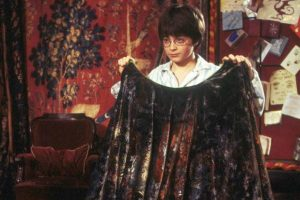 Harry Potter's invisibility cloak could soon be a reality