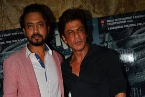 This is how SRK helped friend Irrfan after learning about his health