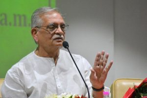 My heart became heavy after listening to Sandeep's story: Gulzar