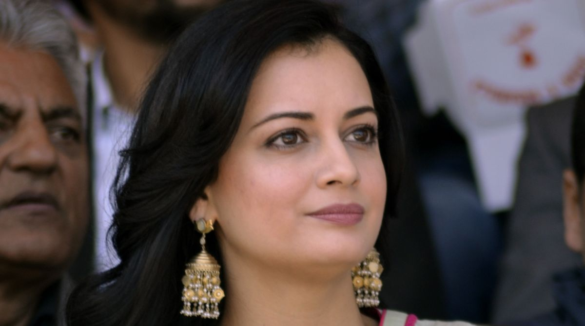 Producer Dia Mirza cares for safe work ecosystem in company
