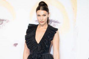 Bella Hadid shuts down relationship rumours with Drake